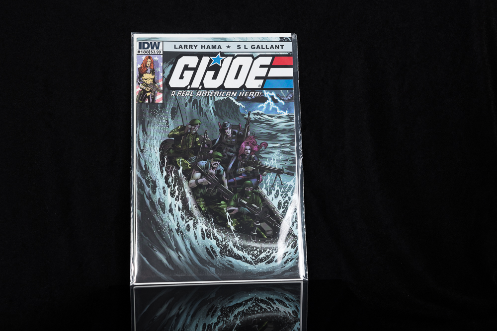 GI JOE Red Shadows Exclusive Story - Part 1&2