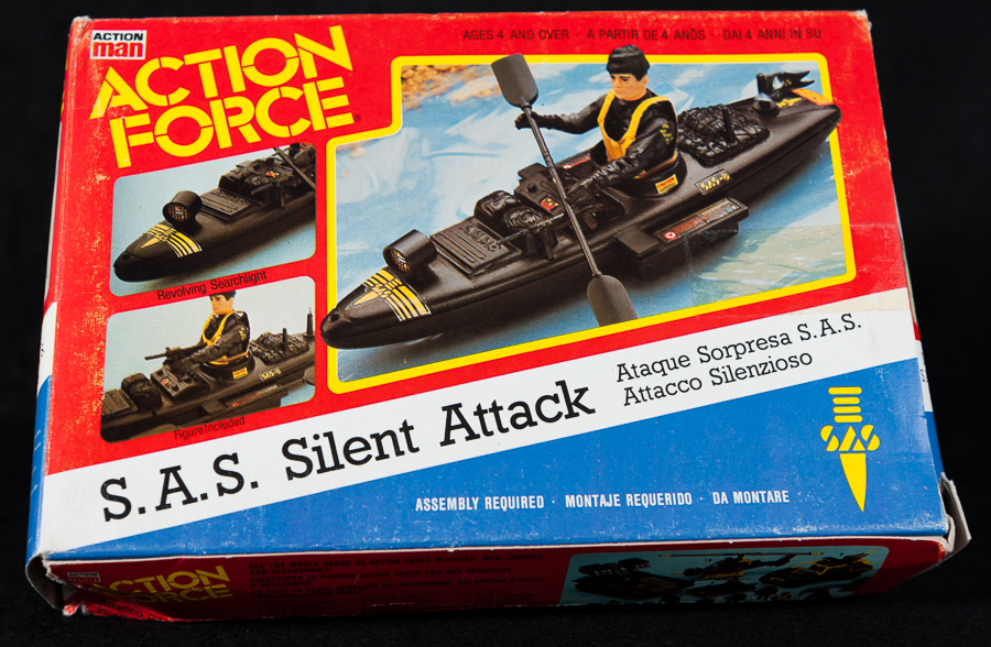 S.A.S Silent Attack