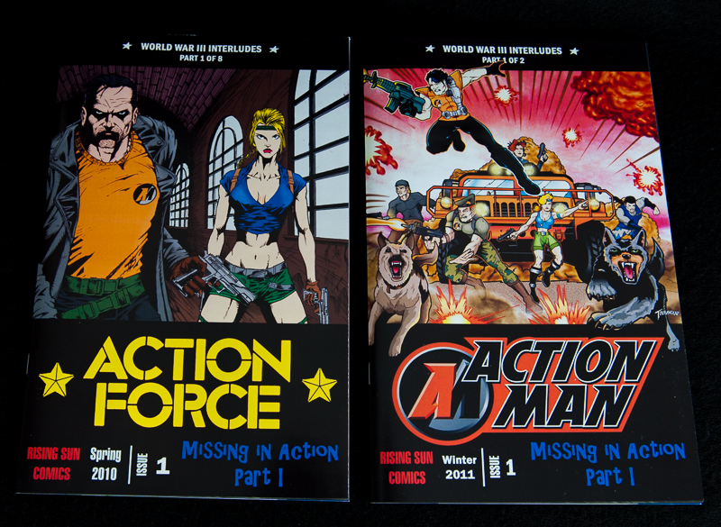 World War III Interludes - Action Man - Action Force