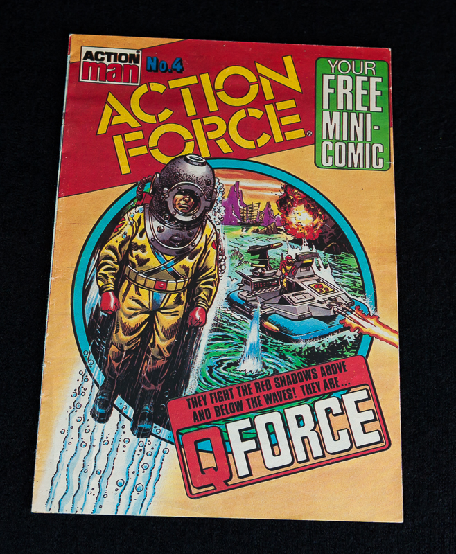 Action Force - Q Force