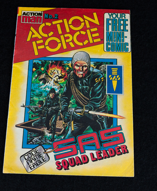 Action Force - SAS