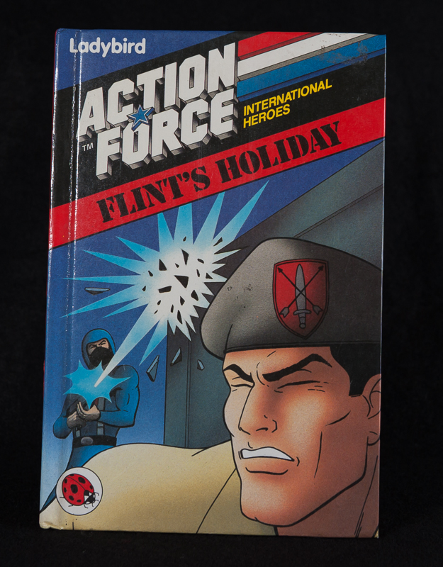 Action Force - Flints Holiday  - Ladybird Books