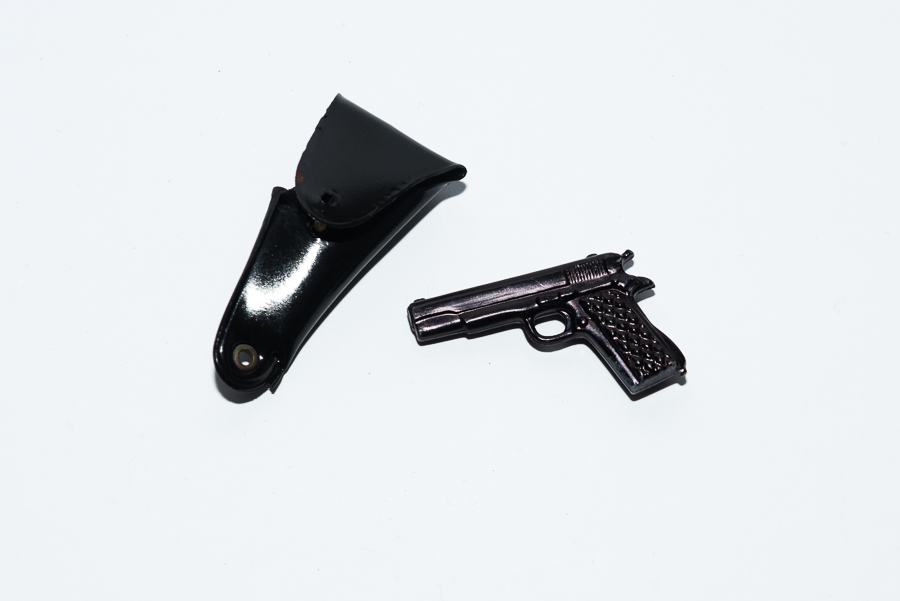 Action Man Pistol & Holster