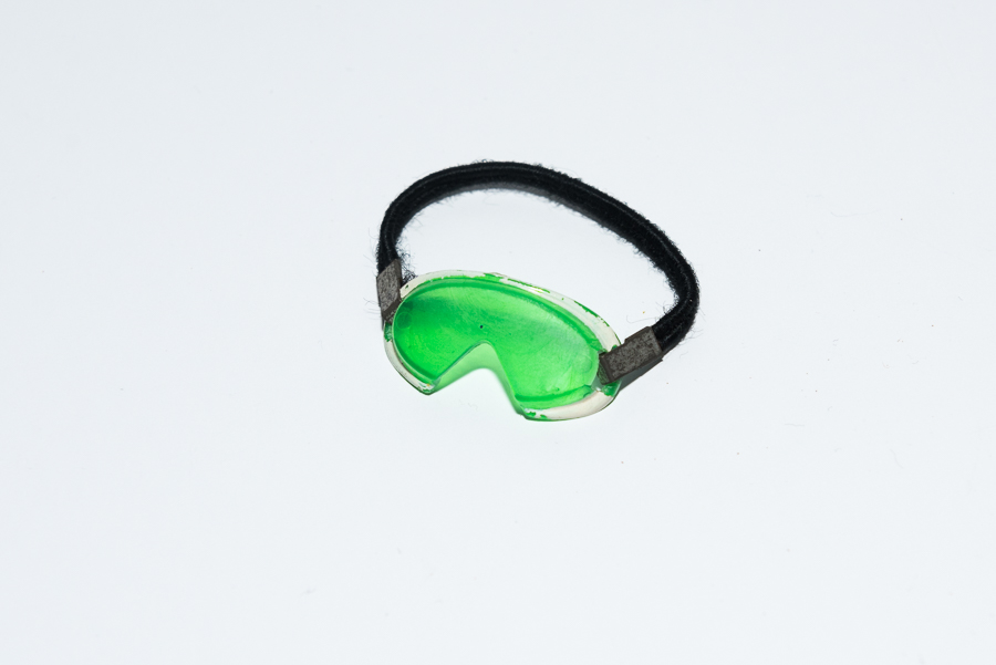 Action Man Green Goggles