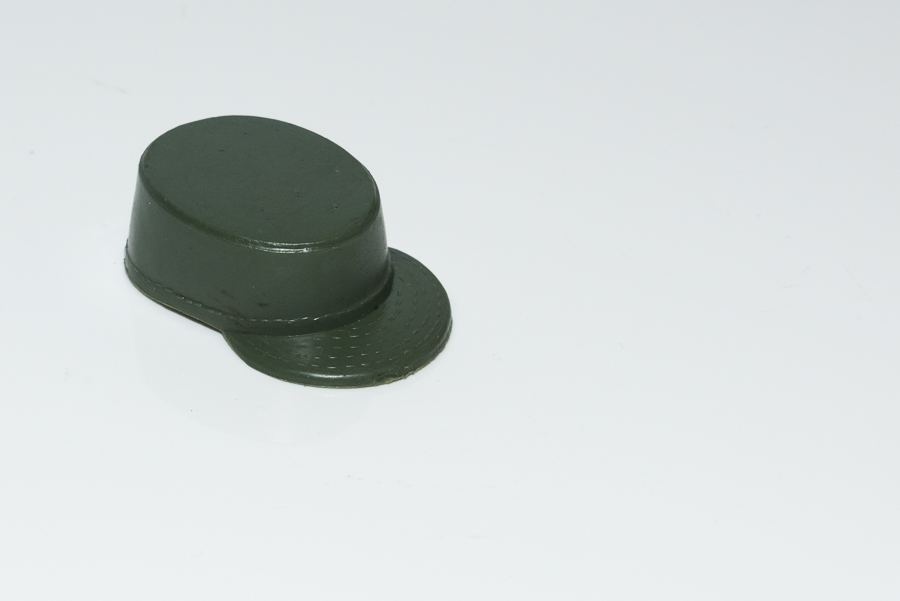 Action Man Green Cap