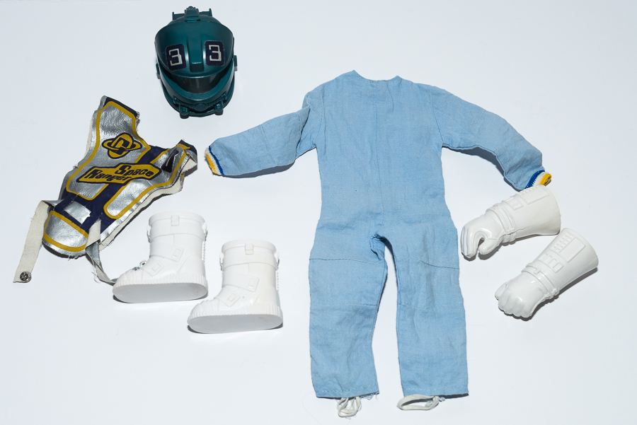 Action Man Space Ranger Outfit