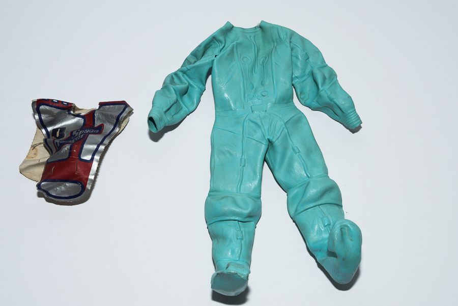 Action Man Rubber Space Suit