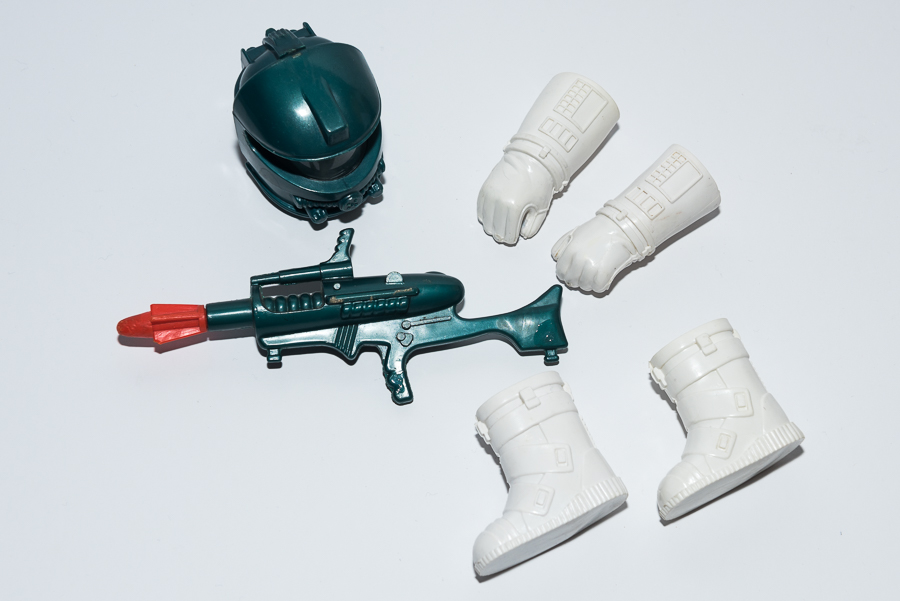 Space Ranger Accessories