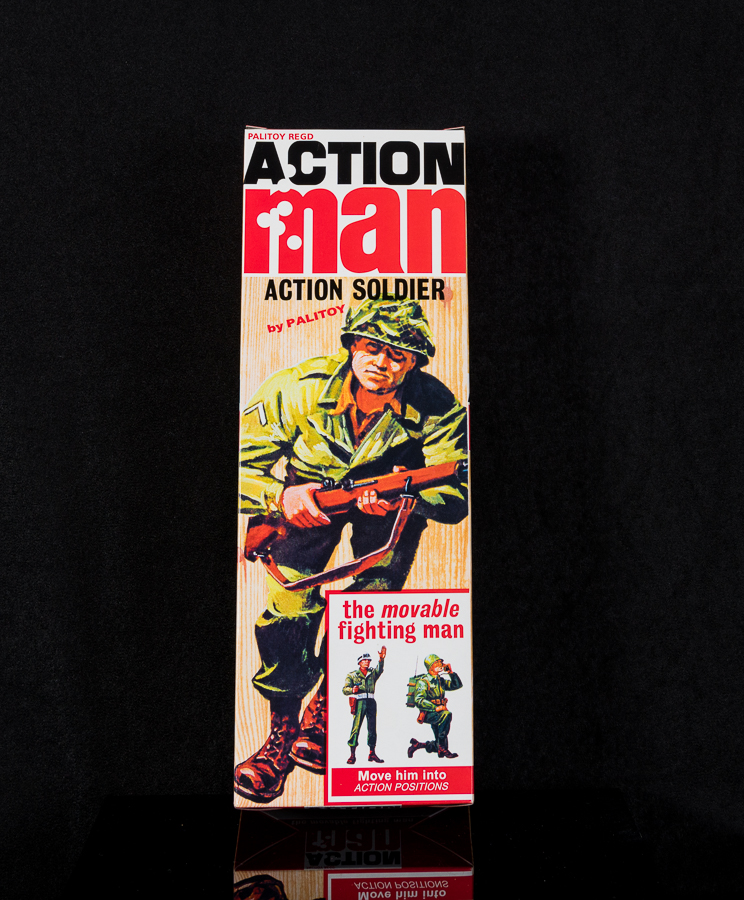 Action Man - Boxed 40th Action Soldier