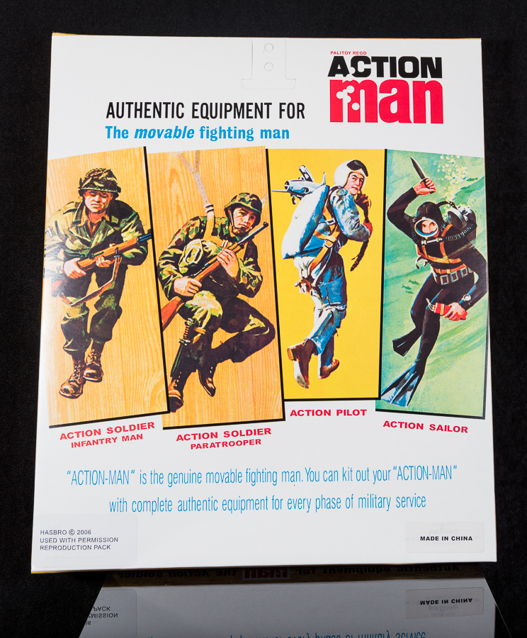 Action Man - Boxed 40th Collection - Armoured Car Commander