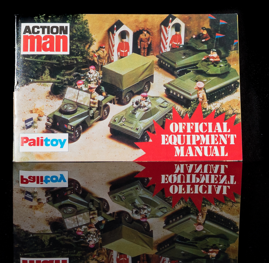 Action Man Official Equipment Manual - Guards