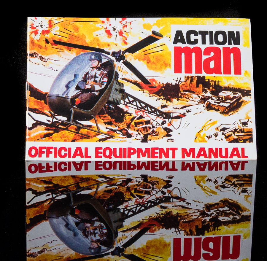 Action Man Official Equipment Manual - Chopper