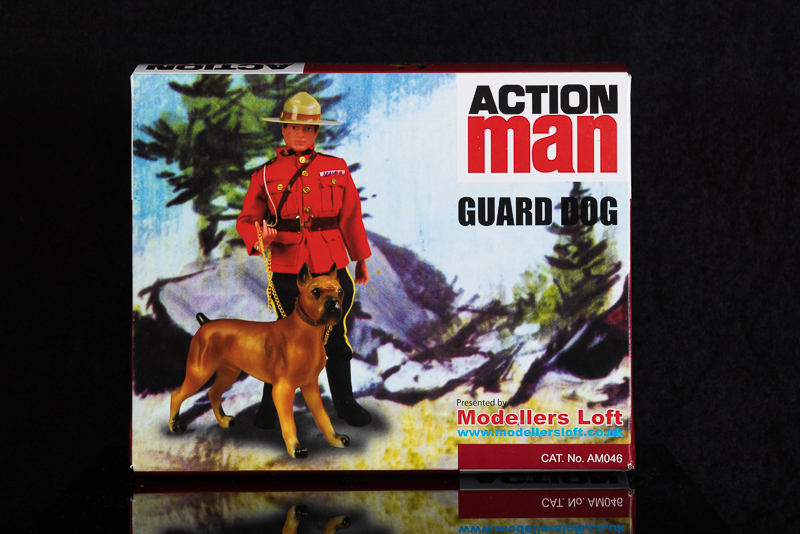 Action Man - Boxed 40th Collection - Guard Dog