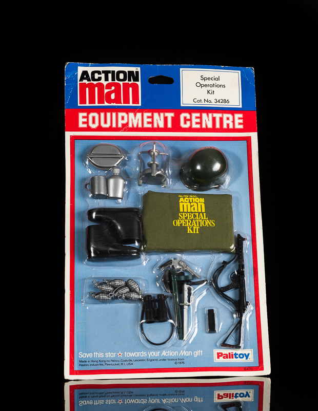 Action Man Special Operations Kit - No 34286