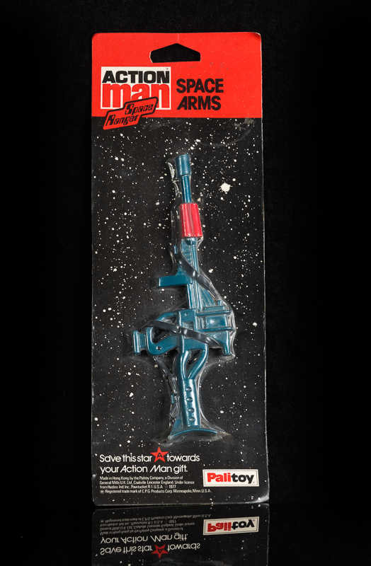 Action Man Space Arms Accessorie Weapon - 1