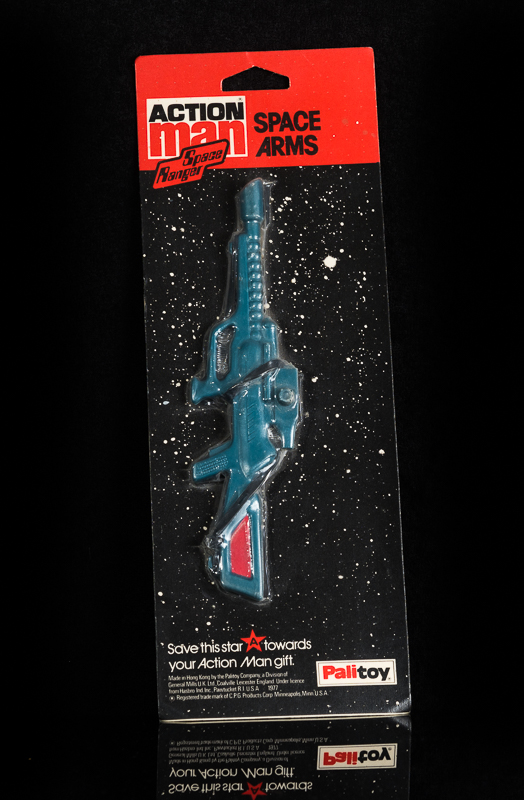 Action Man Space Arms Accessorie Weapon - 2