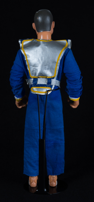 1993 Hasbro Action Man with Vintage Space Outfit