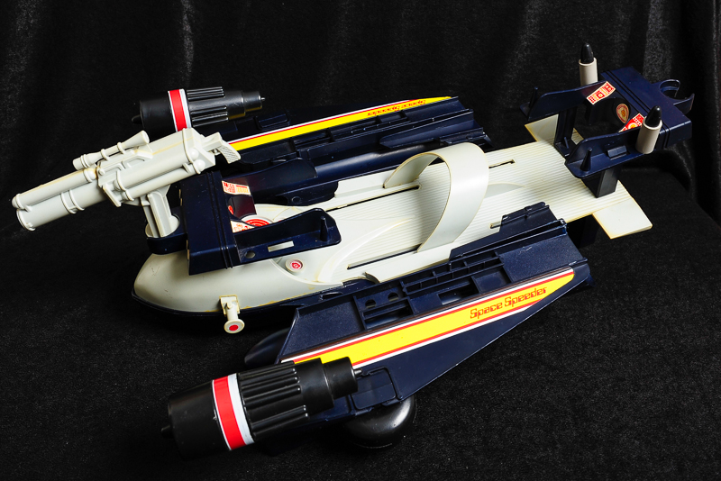 Action Man - PALITOY Space Cruiser