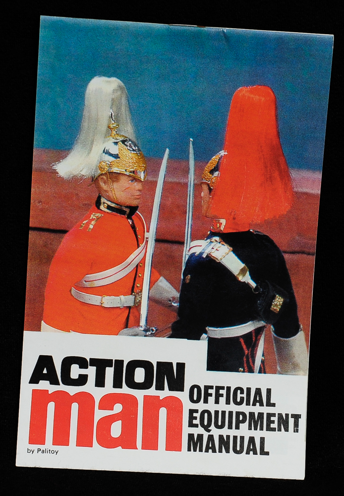 Action Man Official Equipment Manual