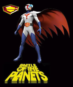 Battle Of The Planets - G-Force