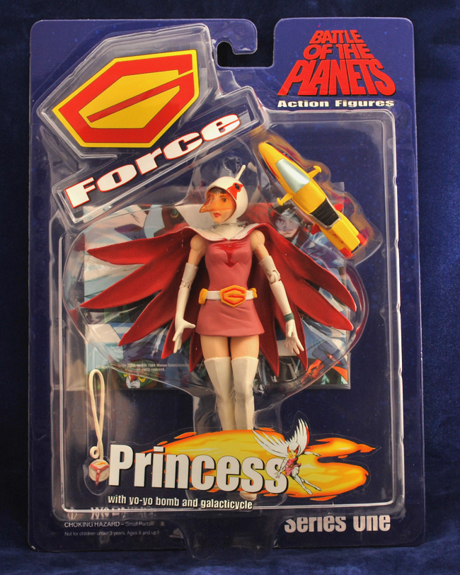 Princess Action Figure
