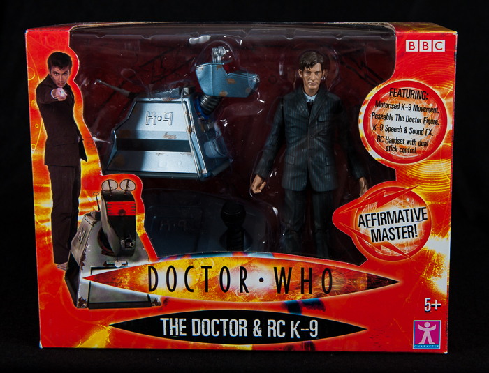 The Doctor & RC K-9  - Mint in Sealed Box