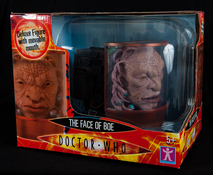The Face of Boe - Mint in Sealed Box