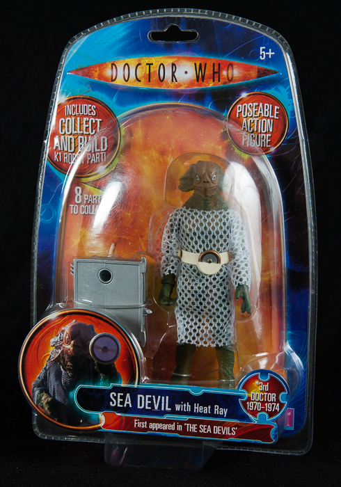Doctor Who Classic Series - Sea Devil