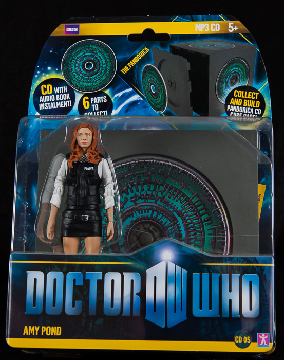 Amy Pond - Police Uniform