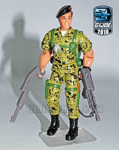 Flint   G.I. Joe Warrant Officer