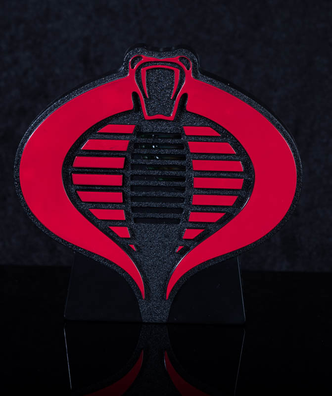 Cobra Display Logo