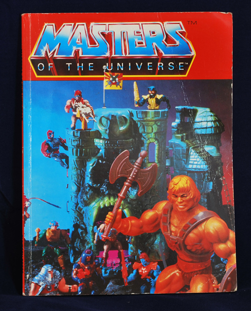 Masters Of The Universe Annual