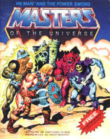 He-Man mini comics