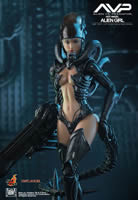 Alien Girl - Hot Angel Series  Sixth Scale Figure by Hot Toys