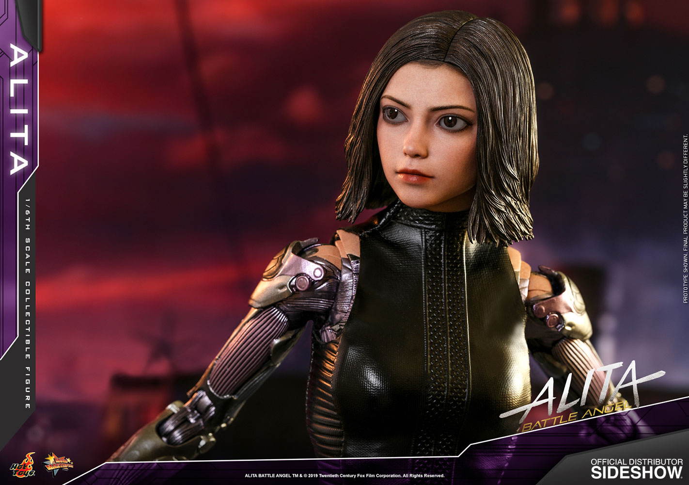 Alita - Battle Angel - Sixth Scale Figure by Hot Toys