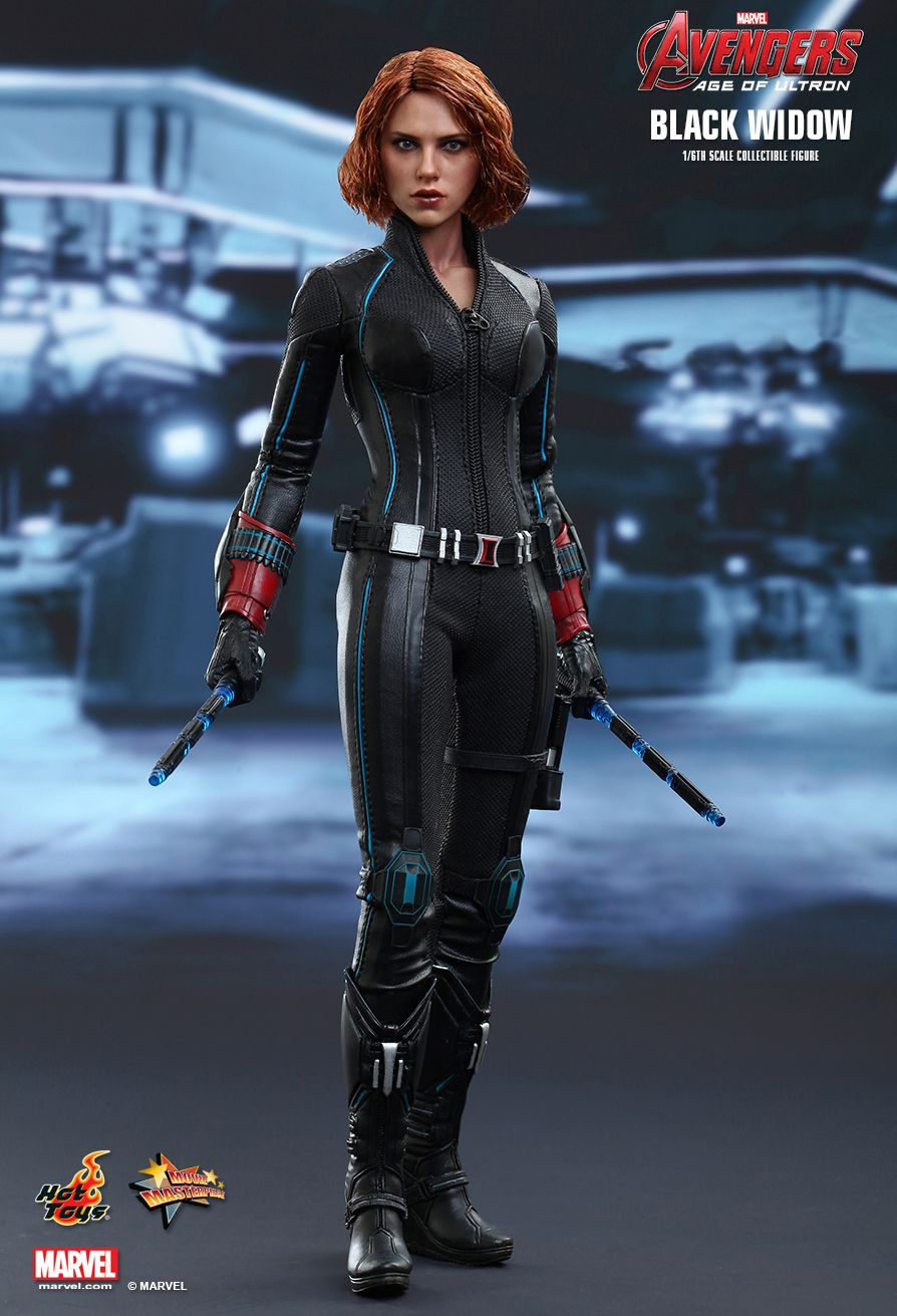 Avengers AOU - Black Widow