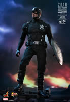 Captain America (Concept Art Version) Sixth Scale Figure by Hot Toys