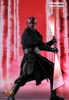 Darth Maul  Sixth Scale Figure by Hot Toys  Episode I: The Phantom Menace - DX Series - DX16