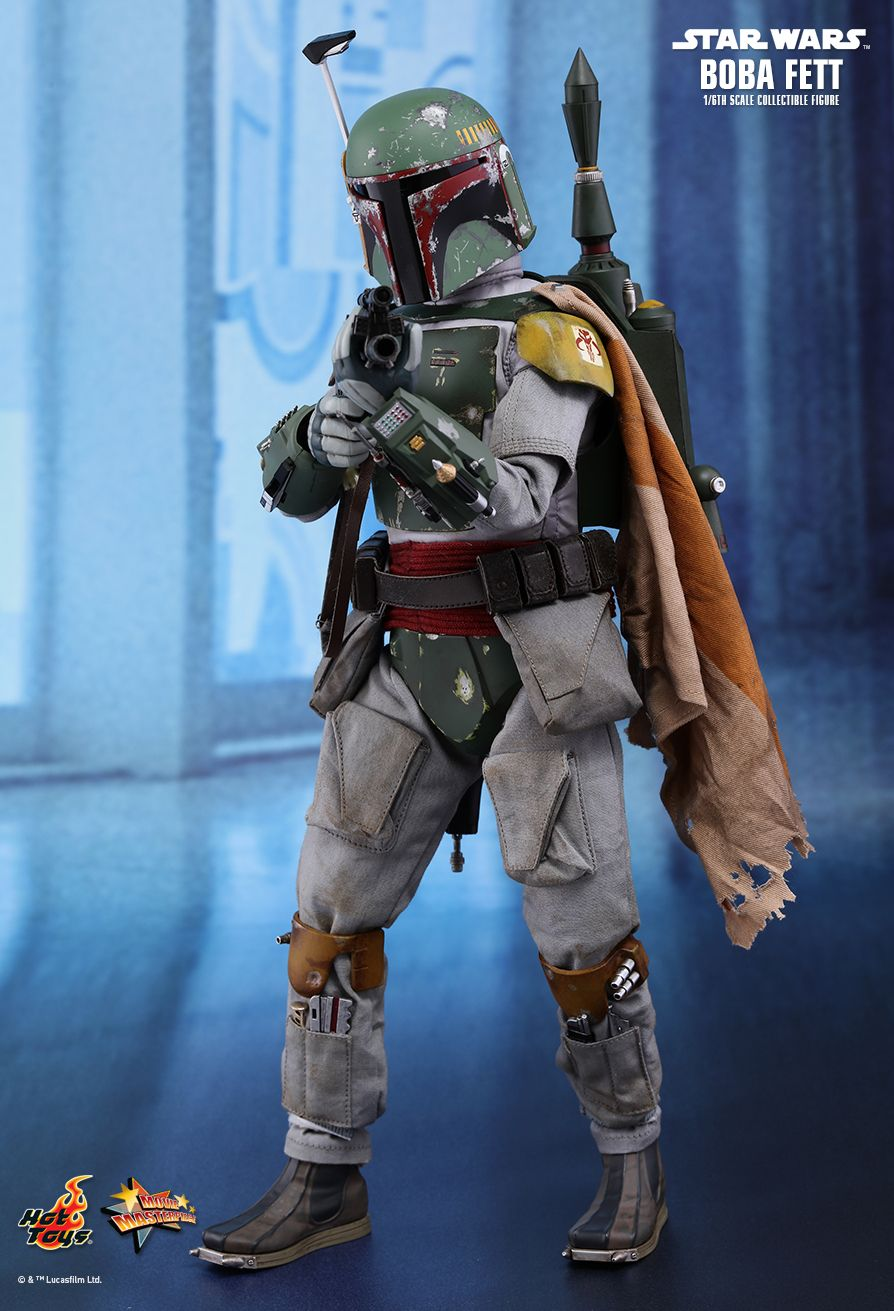 Star Wars: Boba Fett   Episode V: The Empire Strikes Back