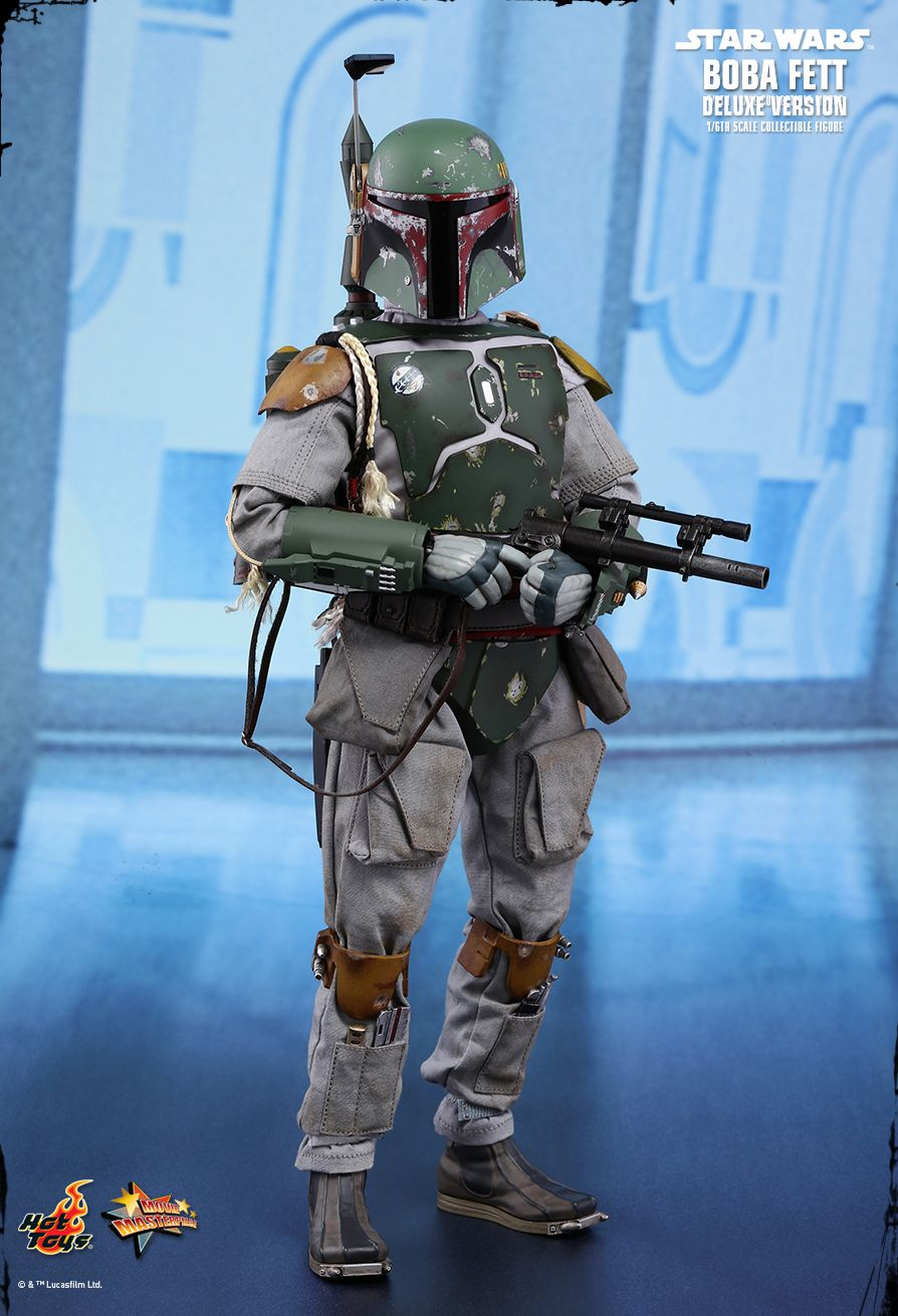 Star Wars: Boba Fett Deluxe  Episode V: The Empire Strikes Back