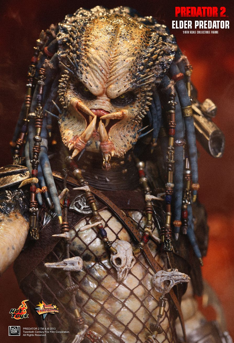 Elder Predator 2.0 - Hot Toys