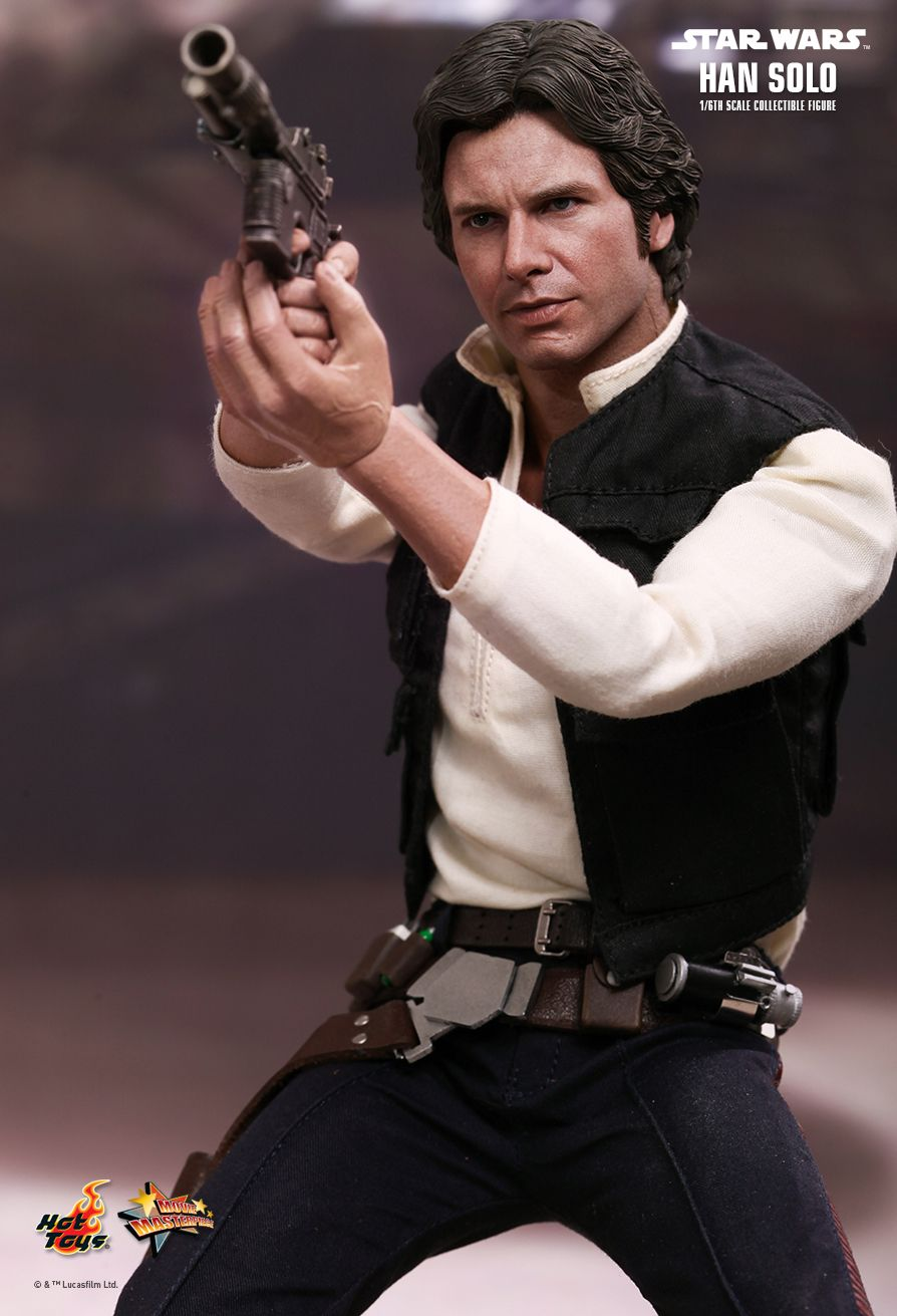 Star Wars: Episode IV A New Hope  Han Solo