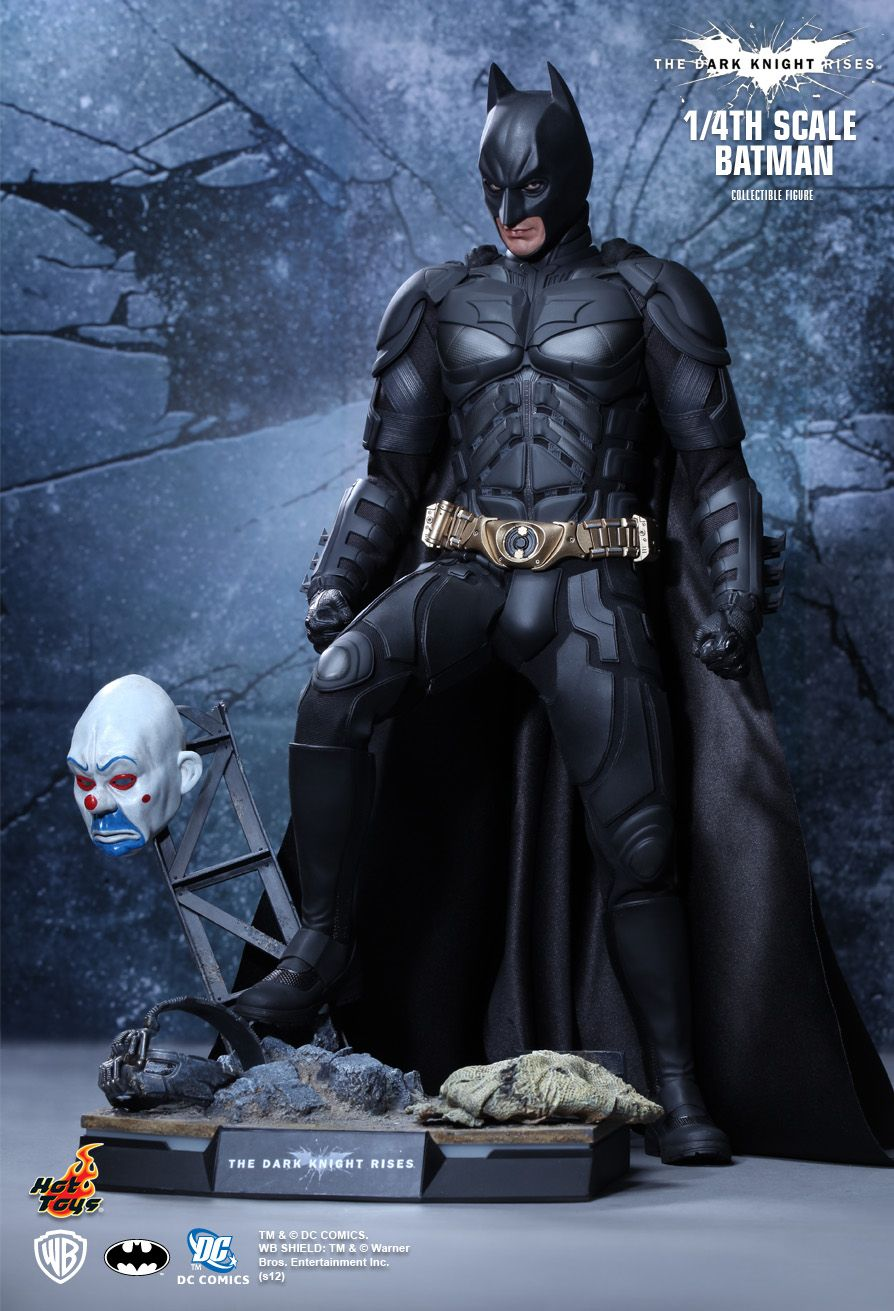 Batman QS001 1/4 Scale Exclusive - Hot Toys