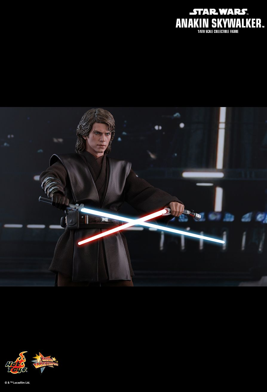Anakin Skywalker  Episode III: Revenge of the Sith - Movie Masterpiece Series