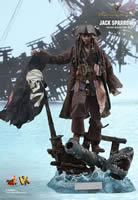 Jack Sparrow  Pirates of the Caribbean: Dead Men Tell No Tales - DX Series