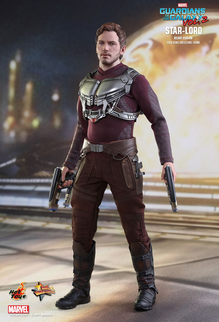 Star-Lord (Deluxe Version)  Guardians of the Galaxy Vol 2 - Masterpiece Series