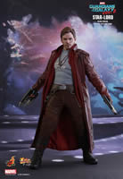 Star-Lord (Deluxe Version)  Guardians of the Galaxy Vol 2 - Life-Size Masterpiece Series