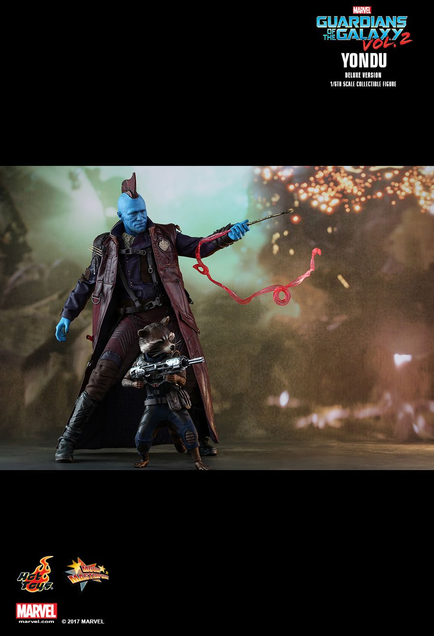 Yondu (Deluxe Version)  Guardians of the Galaxy Vol 2 - Masterpiece Series