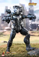 War Machine Mark IV  DIECAST - Avengers: Infinity War - Movie Masterpiece Series Sixth Scale Figure by Hot Toys