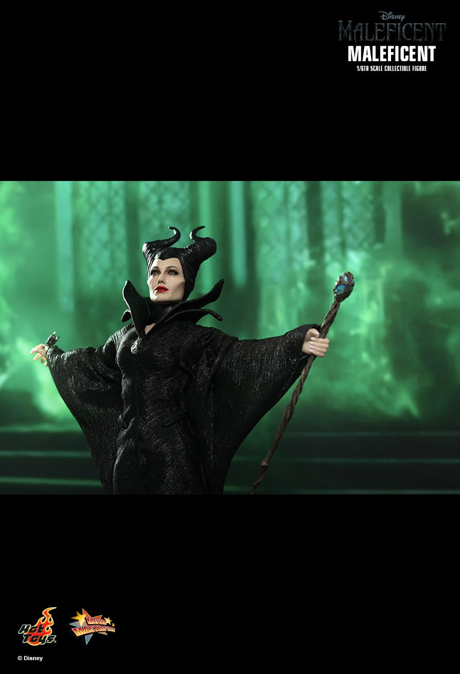 Disney - Hot Toys - Maleficent  Movie Masterpiece Series